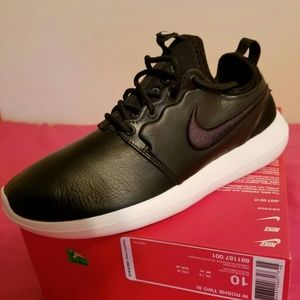 c55354875622 Nike Shoes - New Nike Roshe 2 SI Blk Size 10 WOMEN   8 Men